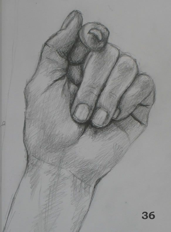 Hand drawing tutorials. Because I struggle with hands.   http://annebobroffhajal.com/category/drawing/free-online-drawing-lessons/hand-drawing-tutorials-demos/page/2/