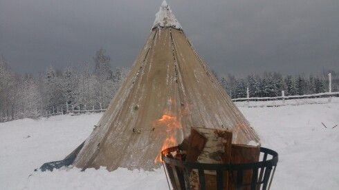 Winter in Småland by www.turochnatur.se