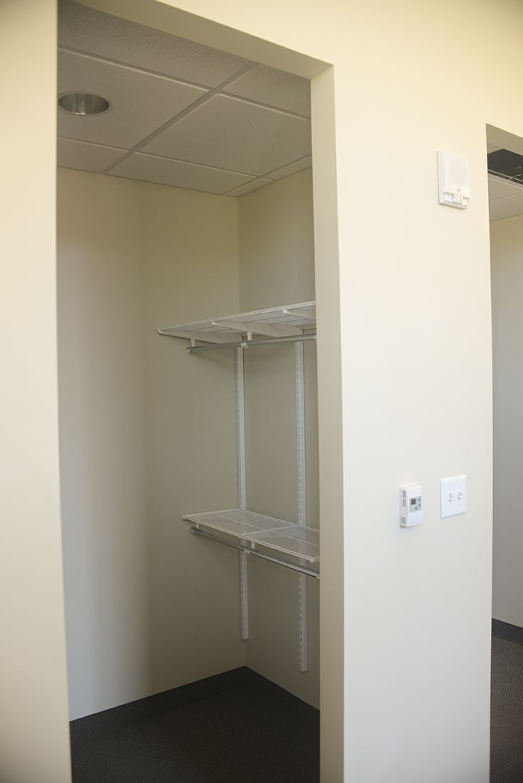 This Is Another Example Of A Closet In The New Buildings