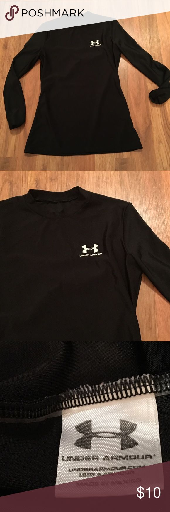 Under Armour Dri Fit T-shirt YLG Under Armour Dri Fit T-shirt YLG Under Armour Shirts & Tops Tees - Long Sleeve