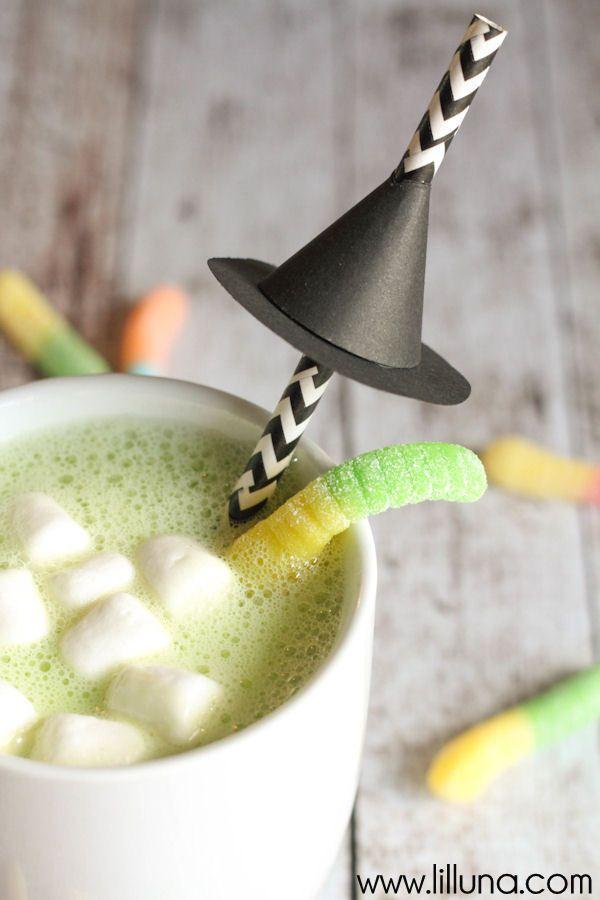 Delicious Halloween Hot Cocoa recipe