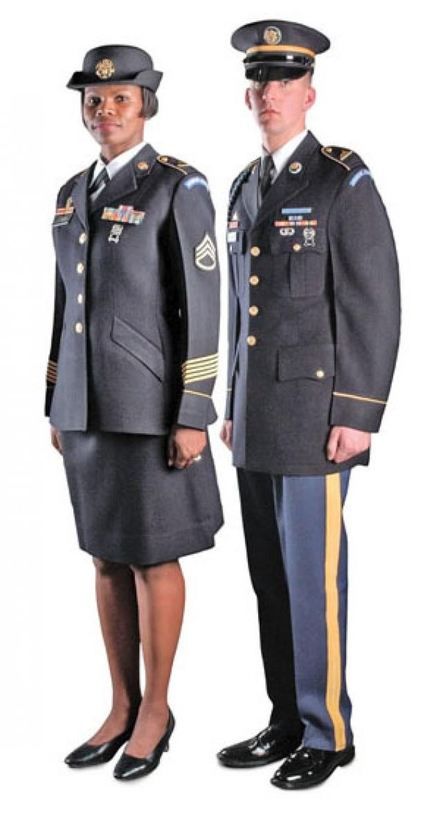 Army Class A Dress Uniform 75