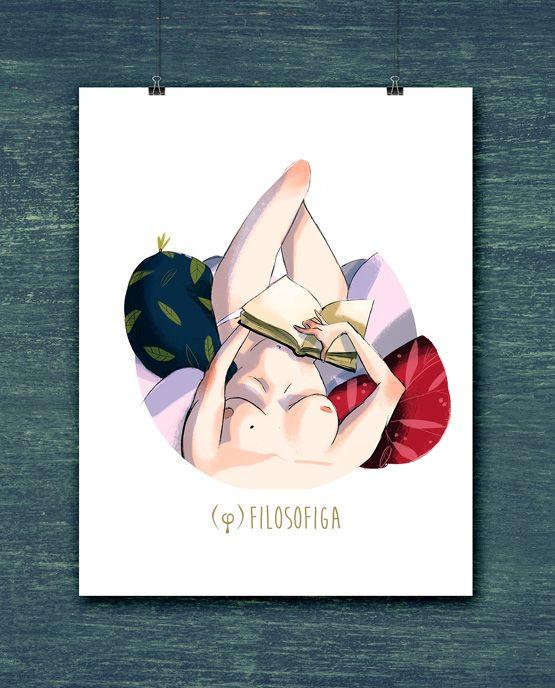 ARTWORK FILOSOFIGA- PRINT FF03    15,00€    Dimensioni stampa  32 x 45 cm    Cartoncino Usomano ( Color Copy da 200 gr )    Stampa digitale, numerata e timbrata T-Squirt sul retro.
