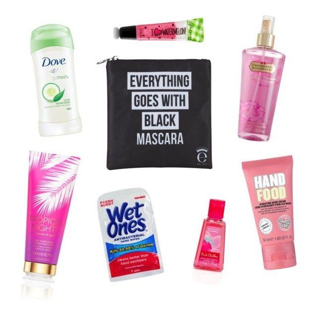 Bez tytułu #11 by daisyfashionlife on Polyvore featuring uroda, Soap & Glory, Eyeko and Victoria's Secret
