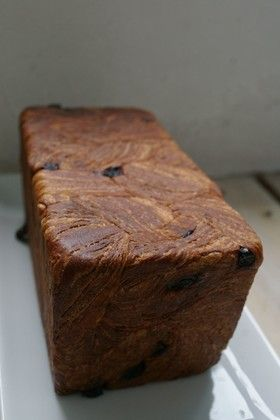 簡単デニッシュ食パン