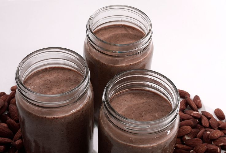 Dark Chocolate Almond Butter » DrAxe.com