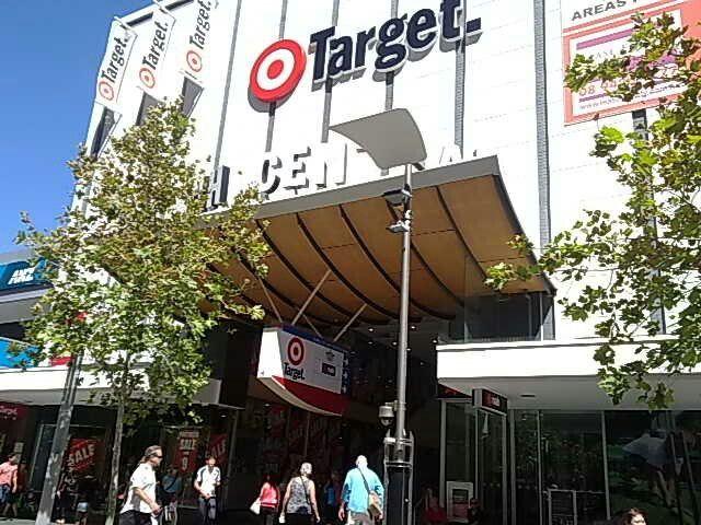 Target at Perth Australia