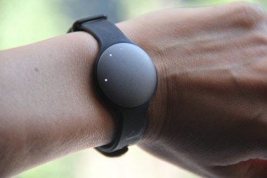 Misfit Shine. So excited to receive this tomorrow. This product is so cool and so non-technical despite the fact that it is one of the most wearables made so far.