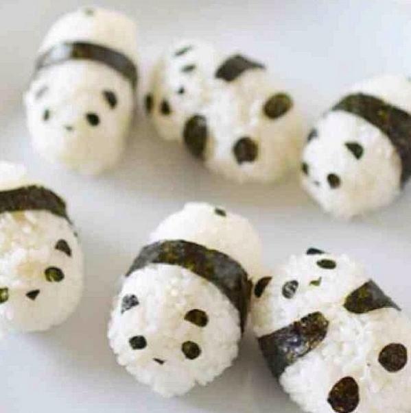 Panda Rolls