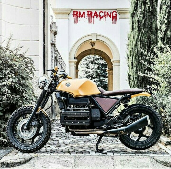 50 best bmw k images on pinterest | cafe racers, custom
