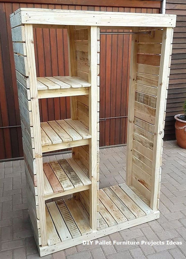 47 Inexpensive Diy Pallet Project Furniture Design…