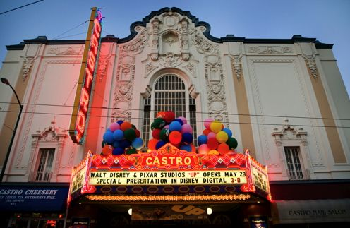 The Castro Theater -- check for potential sing-alongs in September