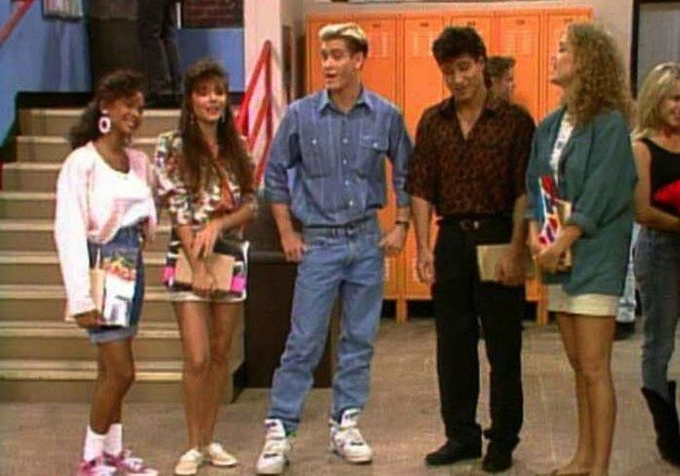 "You got: Bayside High from ""Saved by the Bell"".  You learn from your mistakes (of which there are many), but that's OK! You'd go to Bayside because you know you need your friends to get through those obstacles. And you also need a dorky principal to keep you grounded."