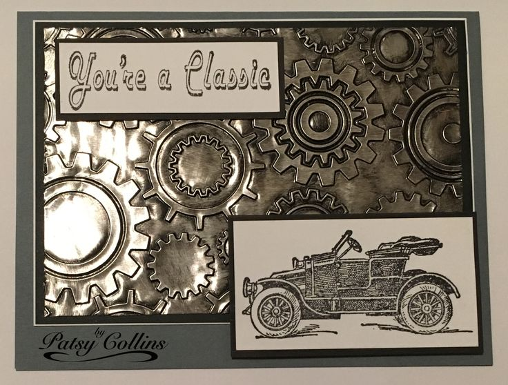62 best marianne car die images on pinterest masculine for Tim holtz craft mat
