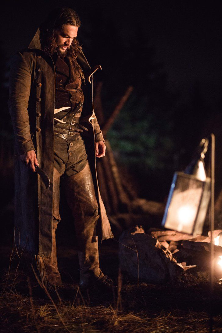 Everything We Know About Jason Momoa's Upcoming Netflix Show, Frontier