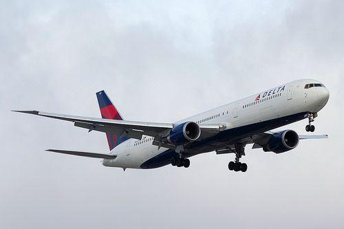 Delta Air Lines   Boeing 767-400ER @ GRU   Flickr - Photo Sharing!