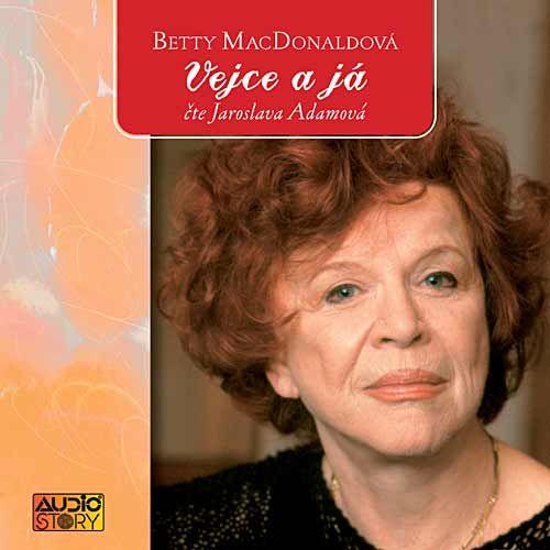 Obal HUDBA: Vejce a já (Betty MacDonaldová)