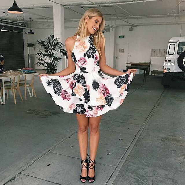 Who is going to the Melbourne Cup? What to wear? Tonight's new arrivals are filled with pretty race wear. shop link in bio $89.95