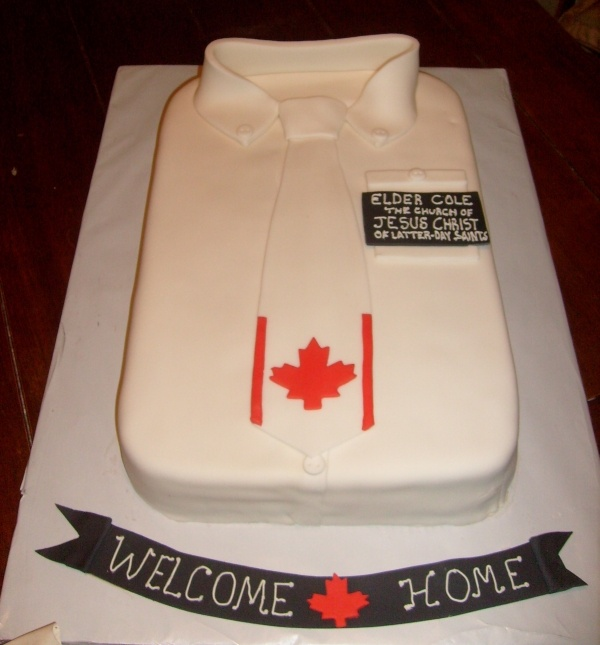 Cake Designs For Homecoming : 42 best Cake (Welcome Home) Examples images on Pinterest ...