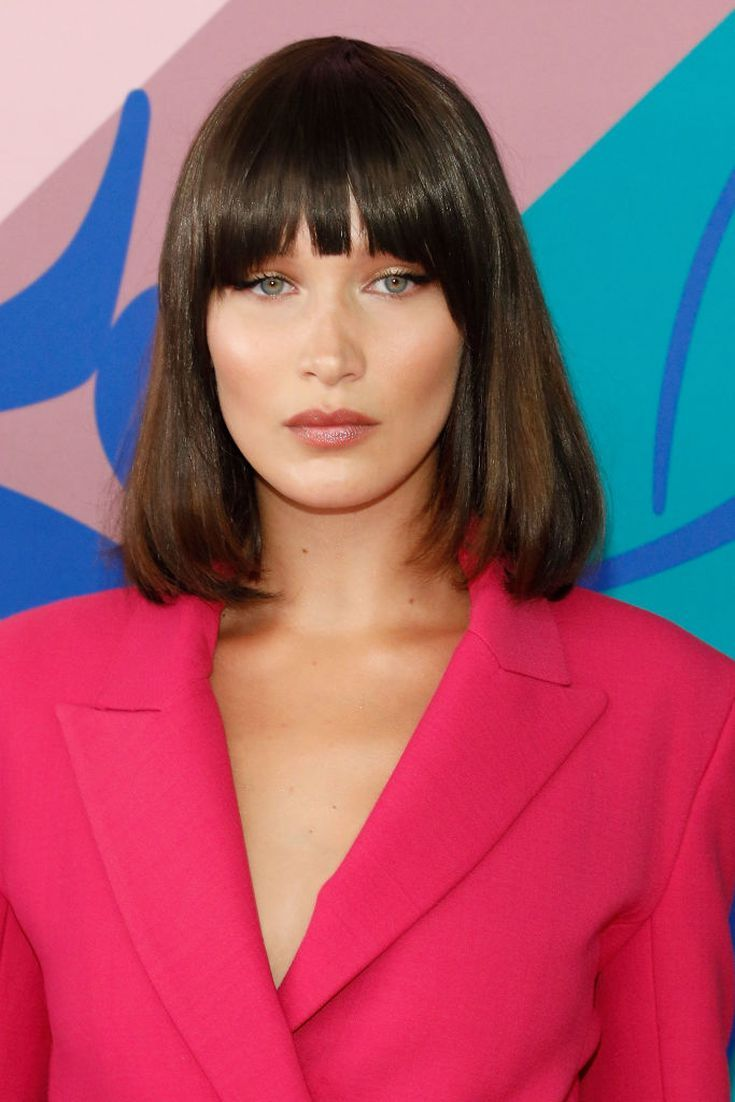 Which Types of Bob Haircuts Are Best for Your Face? in 2020 | Hairstyles  with bangs, Medium hair styles, Bob hairstyles for fine hair