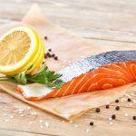 Orange Balsamic Irish Organic Salmon