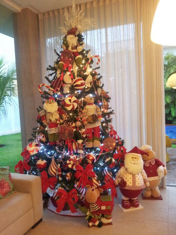 Árvore de Natal.