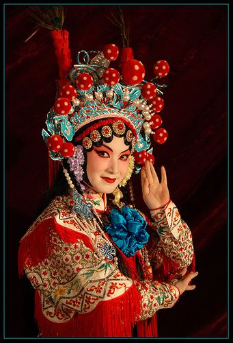 Cantonese Opera~ Some of the most incredible acting and music you will ever hear in your life!
