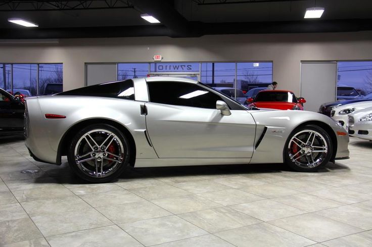 2007 Corvette Z06 Supercharged! Only 4K Miles