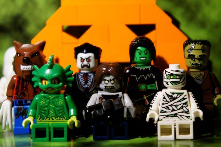 Happy Halloween For Lego Lovers