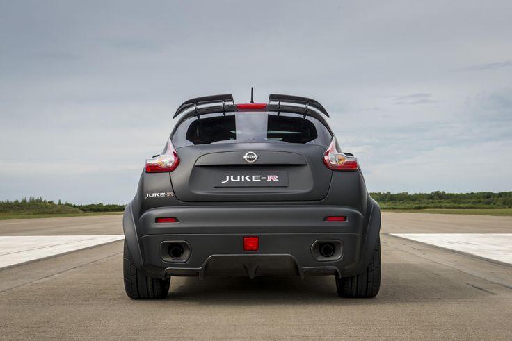 Modifiyeli Nissan Juke R Ve HD Resimleri