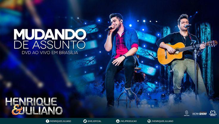 Henrique e Juliano - Mudando de Assunto (DVD Ao vivo em Brasília) [Vídeo...