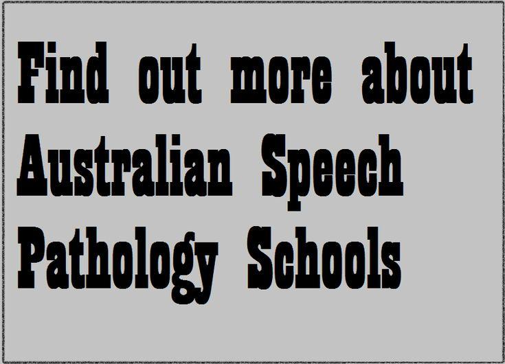 speech pathology resume australia