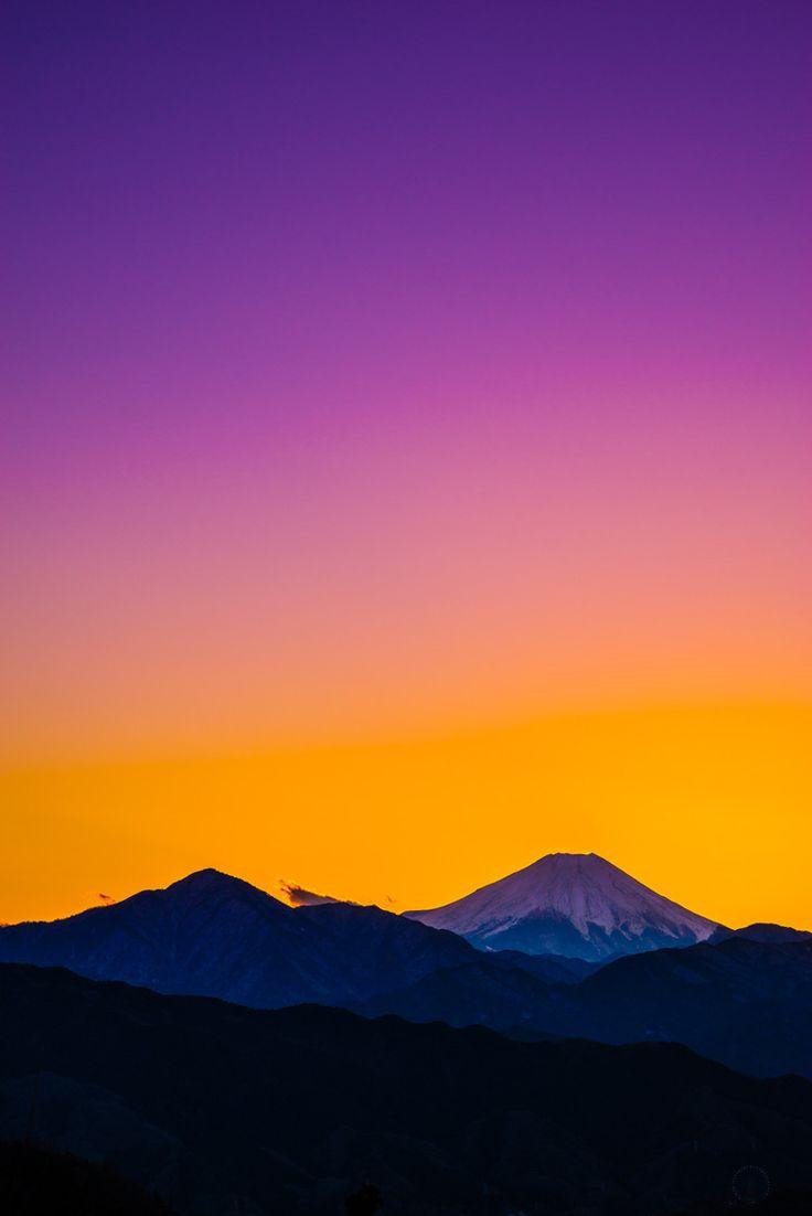 Mount Fuji - ©Akio Iwanaga (via 500px)