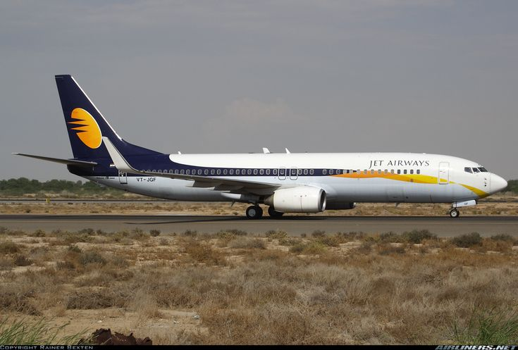 Boeing 737-8FH - Jet Airways | Aviation Photo #1620593 | Airliners.net