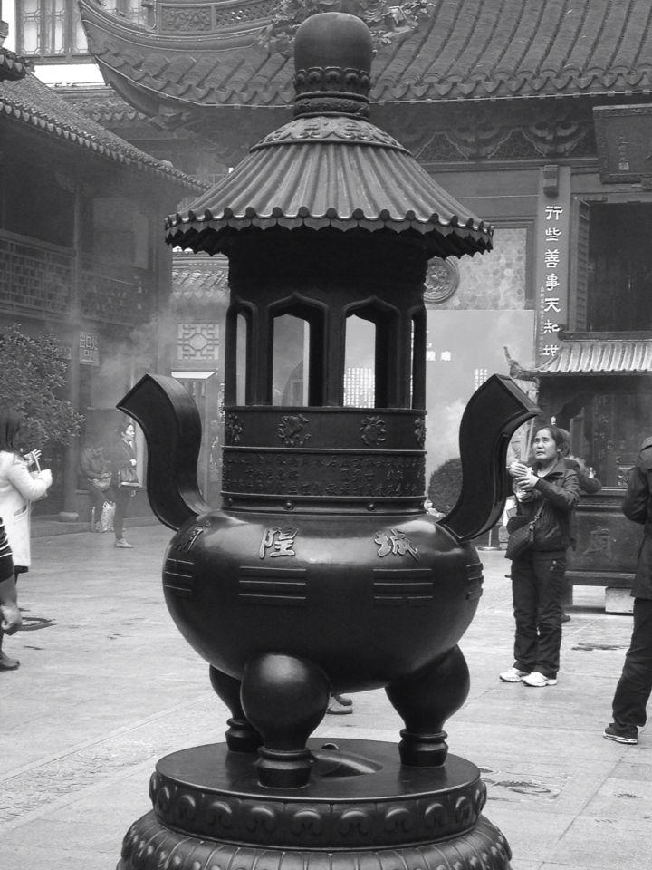 Vieille ville chinoise - Shanghai