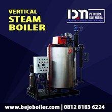 Jual Water Tube Steam Boiler Kapasitas 2T/H - Pt Indira Dwi Mitra