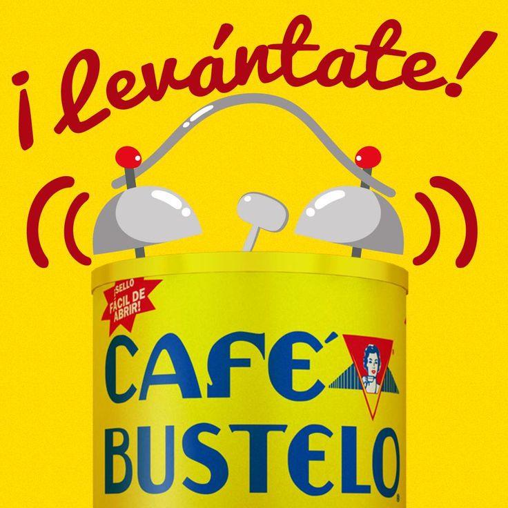 Cafe Bustelo on in 2019 CAFÉ BUSTELO..THE SPARK OF LIFE