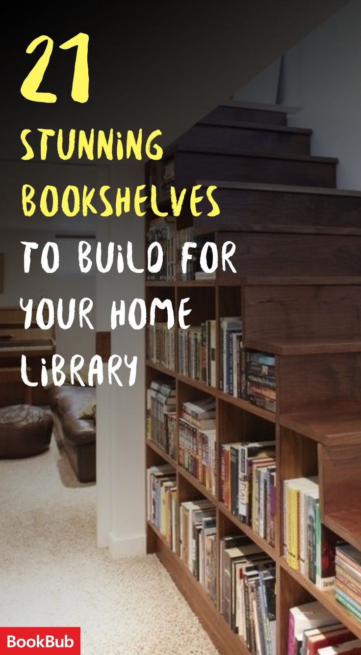 Best Bookshelves DIY Images On Pinterest Book Shelves - Diy bookshelves