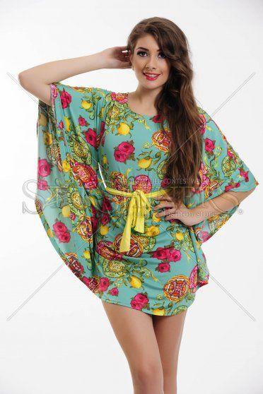 Rochie MissQ Juicy Wear Green