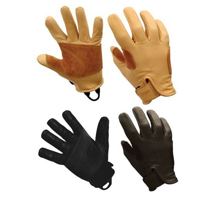 Abrasive resistant, Anti-skid rock climbing gloves