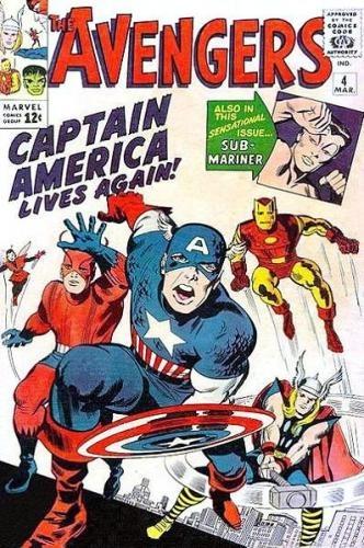 The Avengers (1963) No. 4
