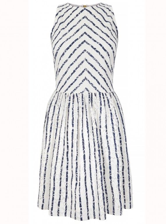 Definitions at very.co.uk Nautical Stripe Dress, £45