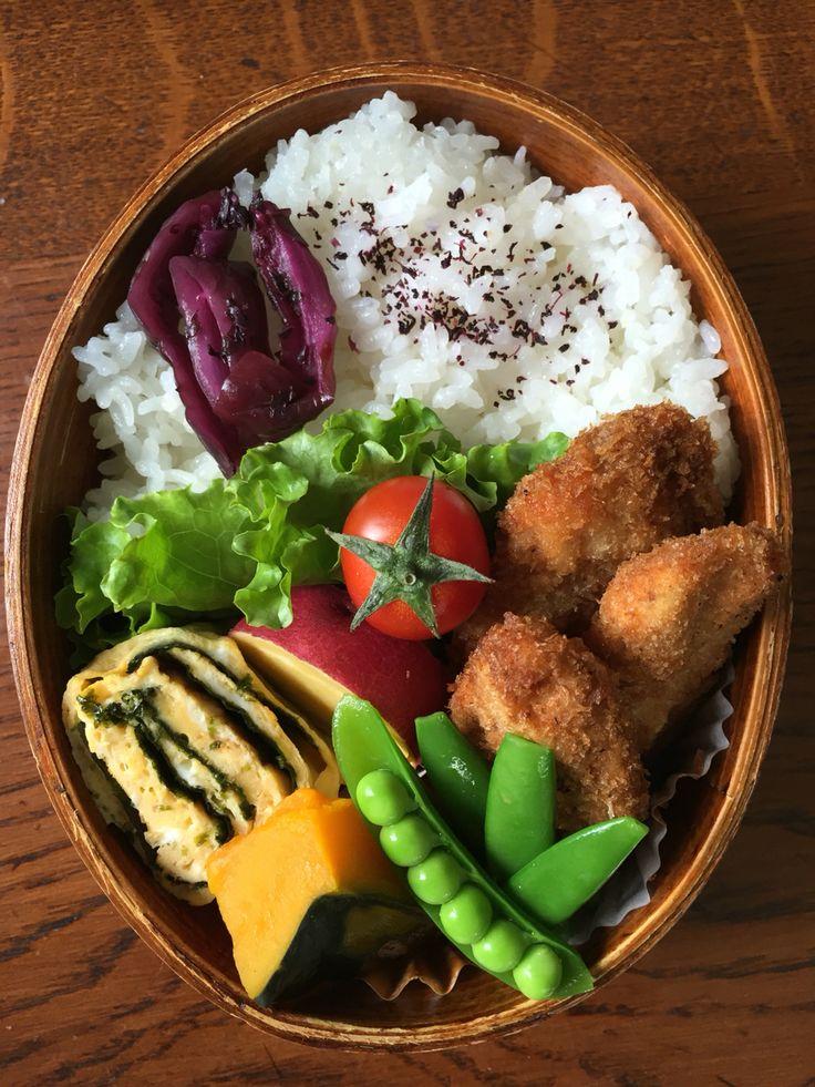 Obentou 2016.5.7 土曜も部活でお弁当… 息子よ!お弁当箱出しなさい!