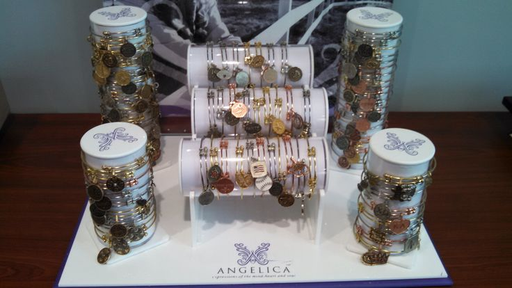 Angelica Collection @ Robinson Jewelers Greenville, NC