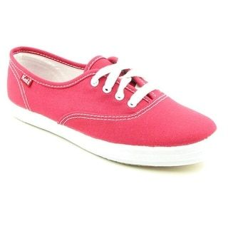 keds champion oxford seasonal solids canvas