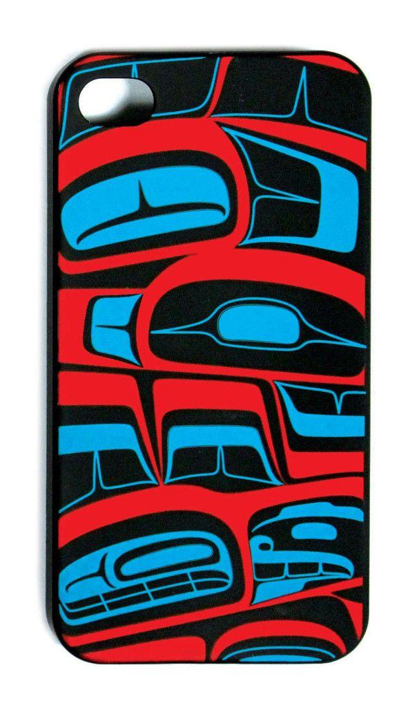 iPhone 4 Case - Dialogue by Ben Houstie D