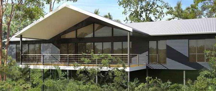 house in australia | Australian Steel Frame Kit Homes And Granny Flats