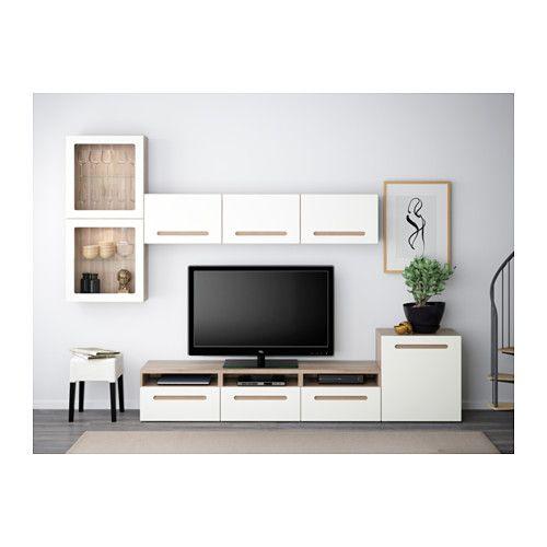 1000 id es sur le th me meuble tv en verre sur pinterest for Meuble tv gifi