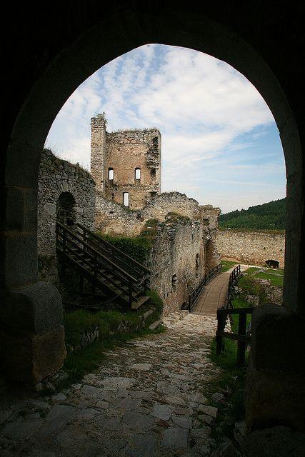 Rabí Castle - Plzensky, Czech Republic