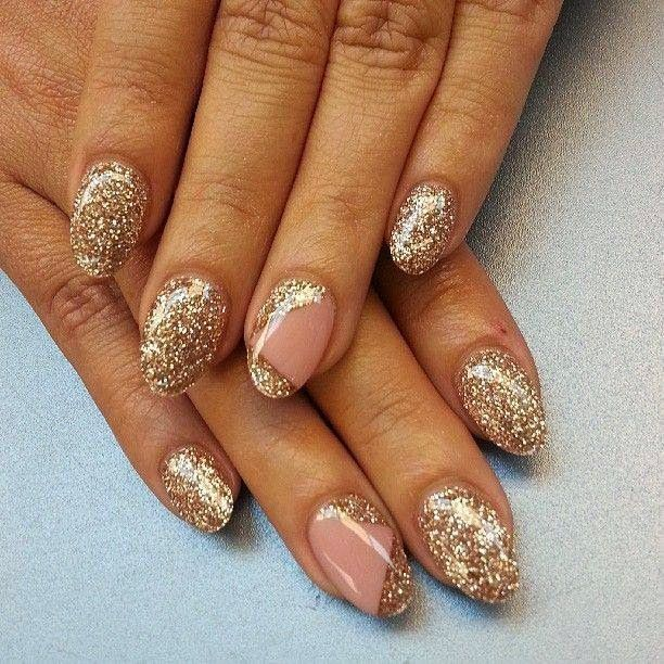 New years pedicure ideas
